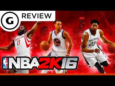 NBA 2K16 - Review