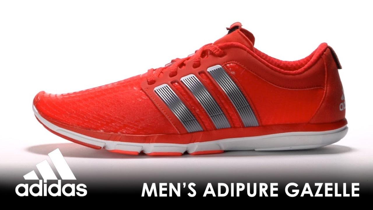Running Shoe Preview: adidas adipure Gazelle 2 - YouTube