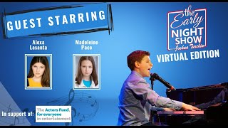 S6 Ep5 Alexa Lasanta (The Sound of Music) sings Spotlight, and Broadway's Madeleine Pace performs