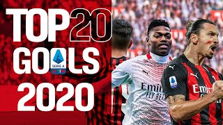 Top 20 Collection | Best Serie A Goals of 2020