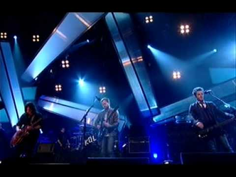 Kings Of Leon Radioactive Jools Holland Later Live Nov 2 2010