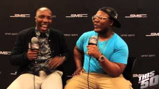 Corason Talks About His Music; Being The Brother of Mary J. Blige