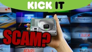 Kick It: Episode 33 (Is the RetroEngine Sigma a Scam?)