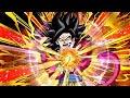 Dragon Ball Z  Trận chiến giữa Goku SSJ4 và BaBy Goku đạt được SSJ4