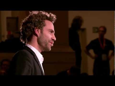 Solar sinter: Markus Kayser at TEDxGhent