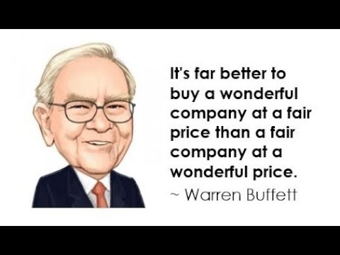 Wonderful Business at a Fair Price? Possible
