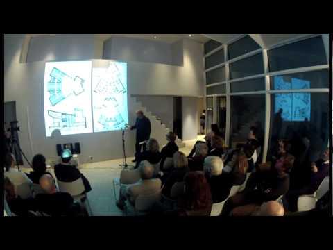 Jean Louis Cohen Discusses the Konstantin Melnikov House
