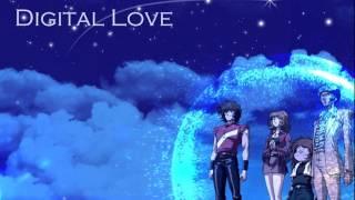Digital Love「Daft Punk」(Versión en español por E-Chan)