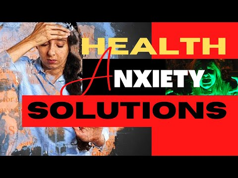 Health Anxiety - 7 Treatment Strategies to End Fear of Death (Hypochondria) Forever