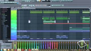 Will.I.Am ft Britney Spears - Scream Shout (Damien Mass Remix) 2013 (FLP)