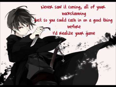 Nightcore - Fighter [ Lyrics ]