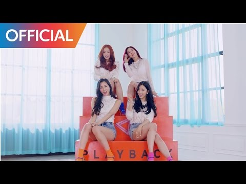 플레이백 (Playback) - Playback MV