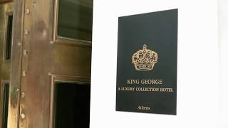 King George, a Luxury Collection Hotel, Athens  A ...