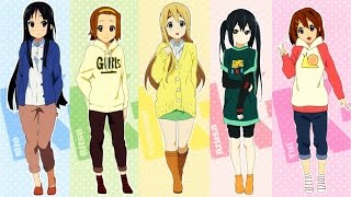 K-On! - A Loving Thesis (Part 1)