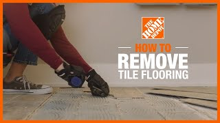 how to remove ceramic tile the home depot