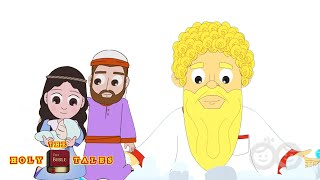 Songs For Jesus | Bible Songs | Animated Children's Bible | Holy Tales