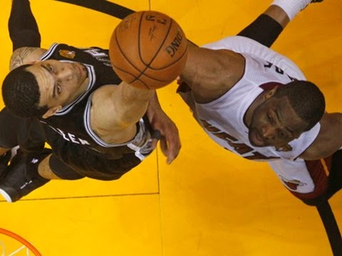 San Antonio vs. Miami, Final Score: Spurs hang on to beat the Heat ...