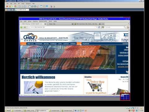 Online-Shop der HBZ Branse GmbH: Startseite erzeugt unter OpenBSD KEINEN Fehler 404!