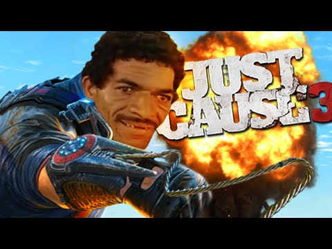 JUST CAUSE 3 GAMEPLAY - Joguei o Jogo na Gamescom! from YouTube · Duration:  4 minutes 20 seconds