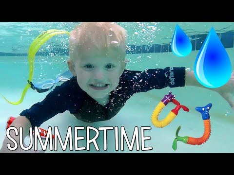 Thumbnail: Family Fun Pack Water Fun Summer Compilation