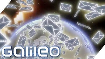 Insider Smartphone-Viren   Galileo   ProSieben