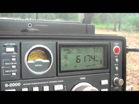 6174 kHz Radio Tawantinsuyo , Cusco , Provincia de Cusco , Peru ( Onda Corta )