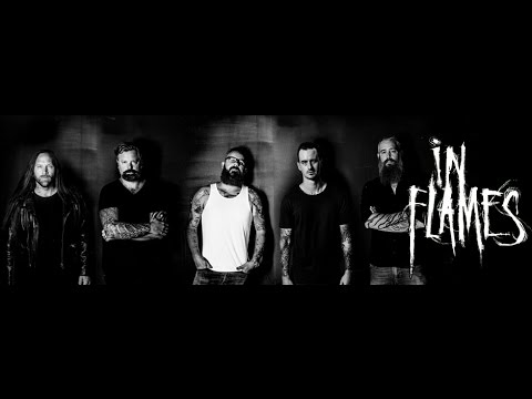 In Flames | live [2017] | Moscow [05.04.17]