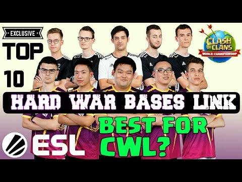 Download Th12 war base ESL world championship MCES+NOVA毛豆小班 | WAR BASE | CWL BASE |