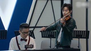 《声入人心》独家彩蛋:刘宪华一个人就是一支乐队!为成员亲自伴奏不亦乐乎 Super-Vocal【湖南卫视官方频道】