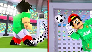 Roblox World Cup - Mexico vs England! (Roblox FIFA Game)
