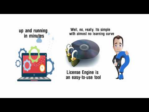 LicenseEngine - Software License Key System
