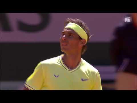 Tennis Channel Live: Rafael Nadal Defeats Roger Federer, Reaches 2019 Roland Garros Final