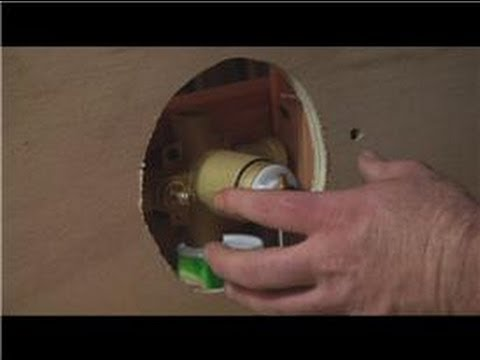 Bathroom Fixture Repair  How to Fix a Bathtub Faucet That Will Not Turn Off  YouTube