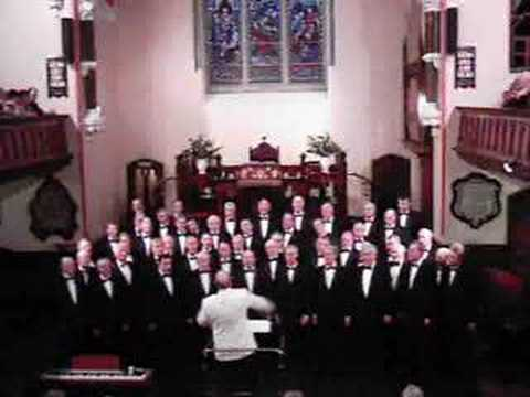 Macclesfield Male Voice Choir 2008: Anthem (from 'Chess')
