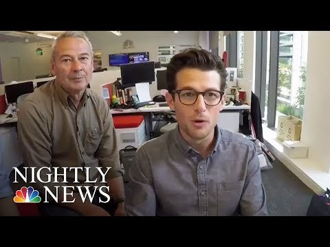 Buying Opioids Online: A Look Into The Thriving Industry | NBC Nightly News