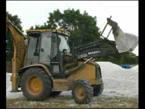 Land Drainage In Norway With Trencher Doovi
