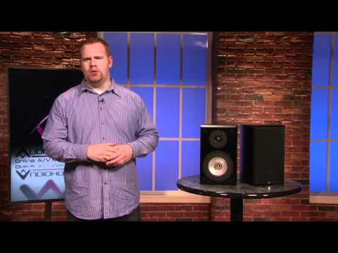 RBH Sound SX-61 Bookshelf Speakers Video Review