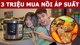 3 triệu mua Nồi Áp Suất nấu Bò Kho và cái kết? | Oops Banana V10g 190