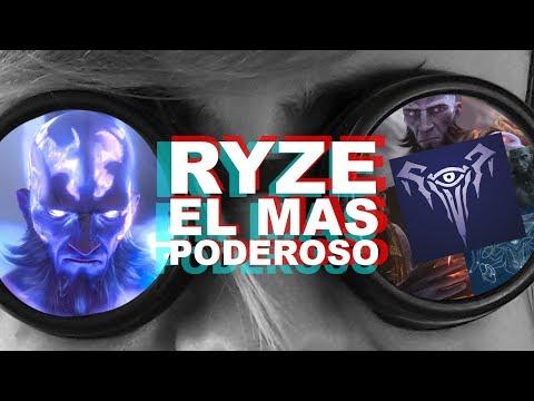 LA HISTORIA PRINCIPAL DE LEAGUE OF LEGENDS | Videoreacción y Análisis de nueva cinemática de Ryze thumbnail
