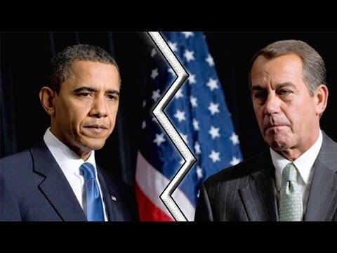 Why is John Boehner Suing President Obama?
