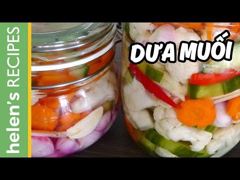 Download Vietnamese Pickled Vegetables - Dua chua / Do chua Snapshots