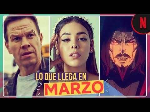 Estos Son Los Estrenos De Marzo | Netflix Latinoamérica