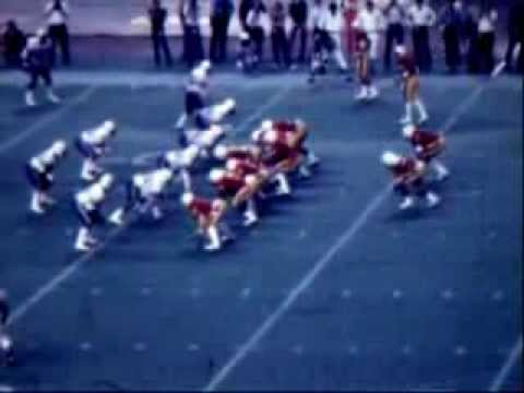 1983 Dickinson Gators vs Houston Yates Lions (2nd half only) Texas 5A Regional Playoffs