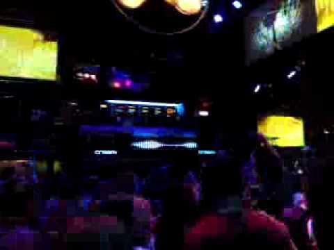 Sander van Doorn - Cream Amnesia Ibiza 06.08.2009 playing 'Ninety'