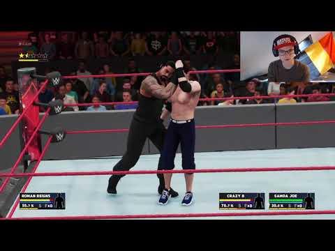 WWE Crazy B #15 Que d'interventions !
