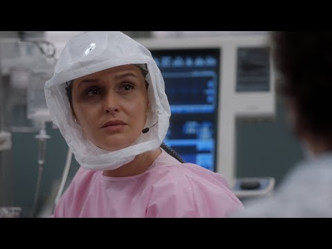 Jo's Application to Adopt Luna is Rejected - Grey's Anatomy
