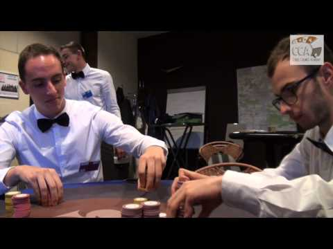 Formation de croupiers Cérus Casino à NAMUR