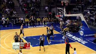 ᴴᴰ nba preseason 2014  - san antonio spurs vs fenerbahçe Ülker | full highlights | october 11, 2014