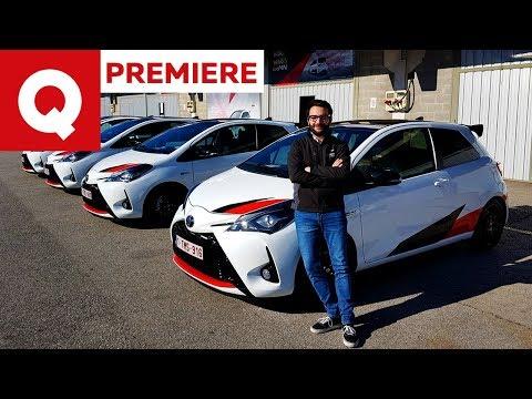 Toyota Yaris GRMN: prime impressioni sulla jap da 212 CV con il motore Lotus | Quattroruote