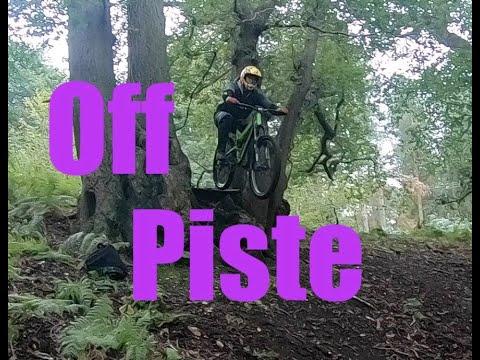 Cannock Chase Off Piste Mountain Biking